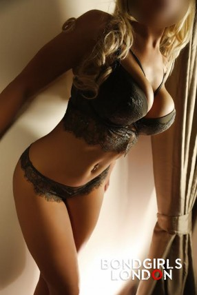 British Blonde Escorts Freya