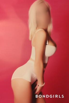 Blonde Escort Alex