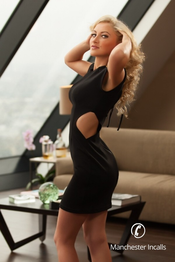 Manchester Escorts Incalls Nicky